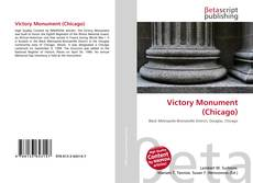 Bookcover of Victory Monument (Chicago)