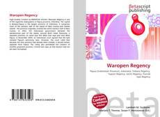 Bookcover of Waropen Regency