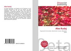 Bookcover of Alex Rudaj