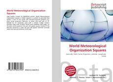 Bookcover of World Meteorological Organization Squares
