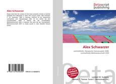 Обложка Alex Schwarzer