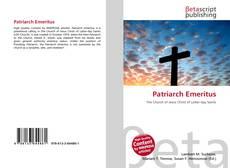 Patriarch Emeritus的封面