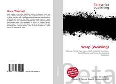 Bookcover of Warp (Weaving)