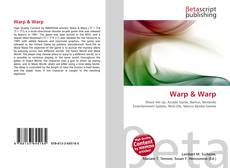 Bookcover of Warp & Warp