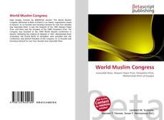 Bookcover of World Muslim Congress