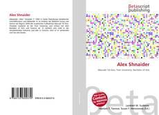Bookcover of Alex Shnaider