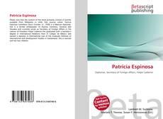 Portada del libro de Patricia Espinosa