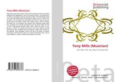 Bookcover of Tony Mills (Musician)