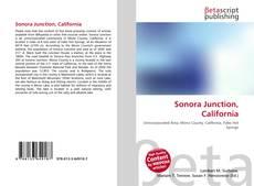 Sonora Junction, California的封面