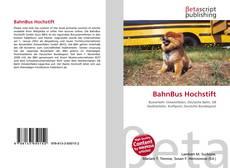 BahnBus Hochstift的封面