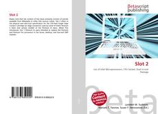 Bookcover of Slot 2