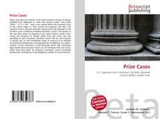 Capa do livro de Prize Cases