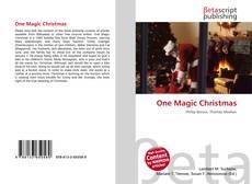 Portada del libro de One Magic Christmas