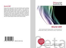 Bookcover of World ORT