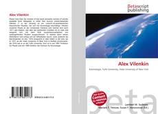Buchcover von Alex Vilenkin