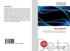 Bookcover of Warpspeed