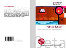 Bookcover of Patricia Bullrich