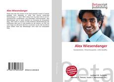 Bookcover of Alex Wiesendanger