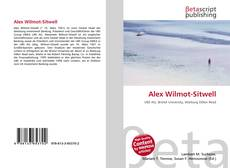 Alex Wilmot-Sitwell的封面