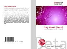 Tony Marsh (Artist)的封面