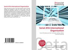 Bookcover of Serial ATA International Organization