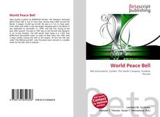 Bookcover of World Peace Bell