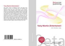 Tony Martin (Entertainer)的封面