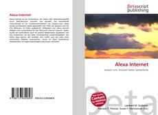 Buchcover von Alexa Internet