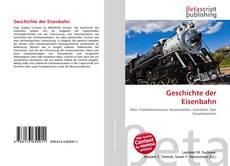 Borítókép a  Geschichte der Eisenbahn - hoz