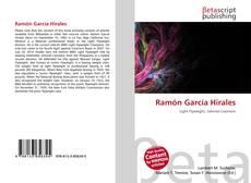 Обложка Ramón García Hirales
