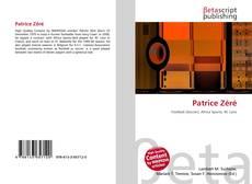 Patrice Zéré的封面