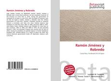 Обложка Ramón Jiménez y Robredo