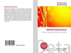 World Productions kitap kapağı
