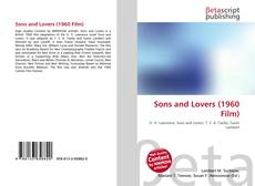 Buchcover von Sons and Lovers (1960 Film)