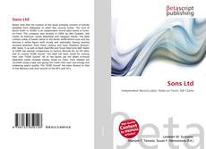 Bookcover of Sons Ltd