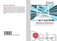 Buchcover von Resilience (Network)