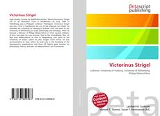 Bookcover of Victorinus Strigel