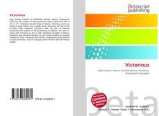 Buchcover von Victorinus