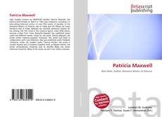 Bookcover of Patricia Maxwell