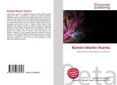 Ramón Martín Huerta kitap kapağı