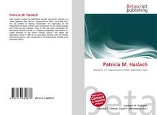 Обложка Patricia M. Haslach