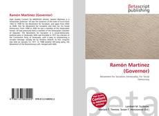 Bookcover of Ramón Martínez (Governor)