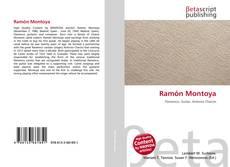 Buchcover von Ramón Montoya