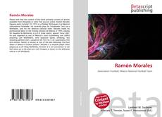Bookcover of Ramón Morales