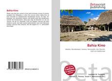 Copertina di Bahia Kino
