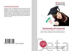 Обложка University of Limerick