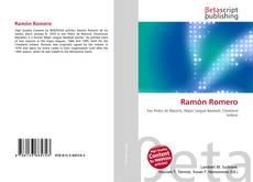 Bookcover of Ramón Romero