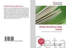 Bookcover of Olathe Northwest High School