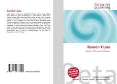 Ramón Tapia kitap kapağı