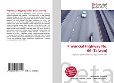 Bookcover of Provincial Highway No. 66 (Taiwan)